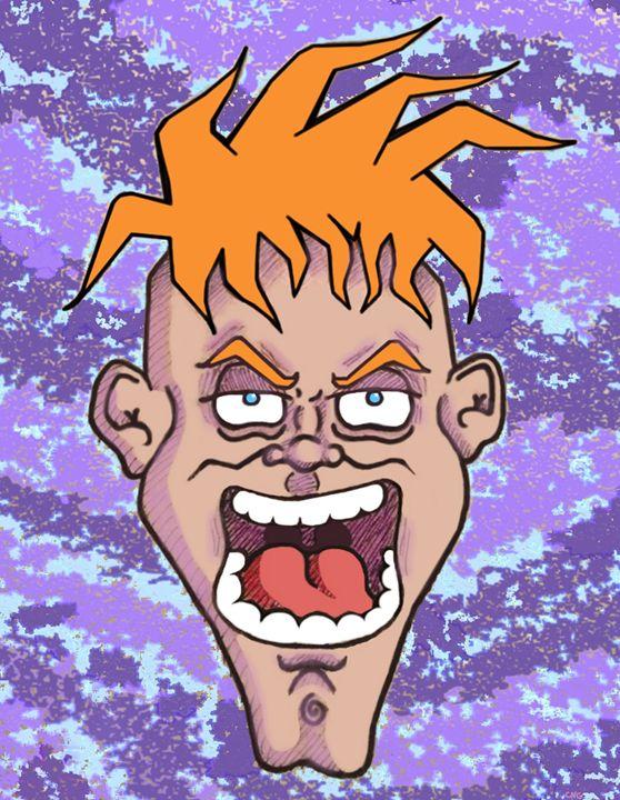 DUHHHHHHH ERP!!!! - Chase N. Gillis Cartoons