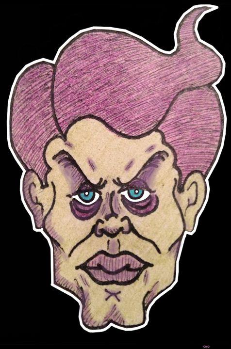 Phillip Mamouf-Wifarts - Chase N. Gillis Cartoons