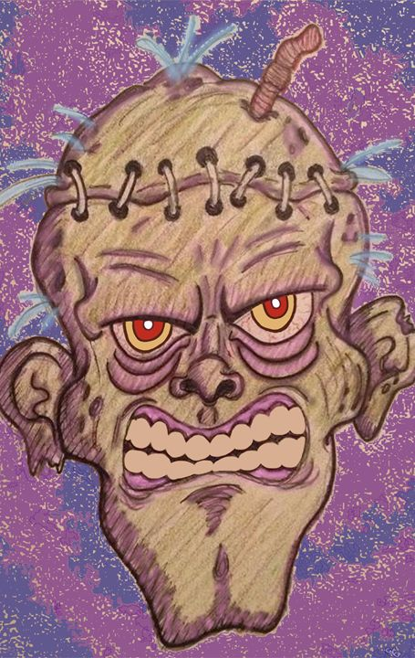 Brain Worms - Chase N. Gillis Cartoons