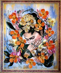 Frida Kahlo adaptation - Judit Pereszteghy