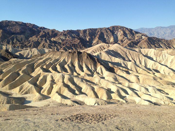 Death Valley National Park - T. Reinhard