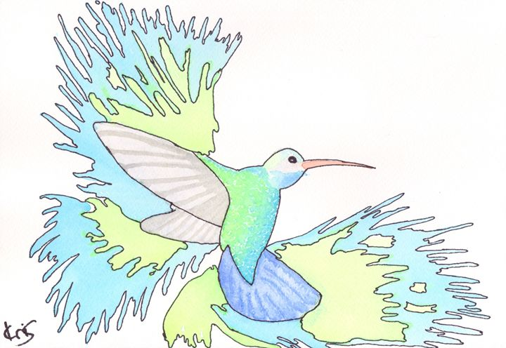 Hummingbird - Kris Bushong