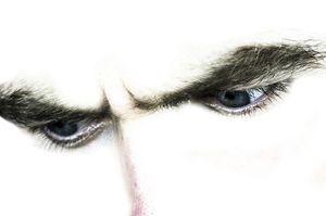 Glaring Eyes