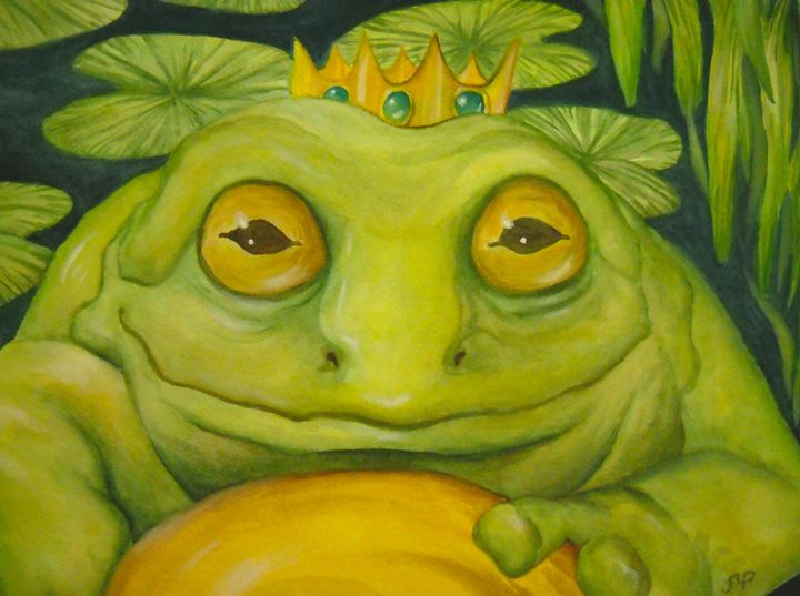 Frog Prince - Jenniferproffitt