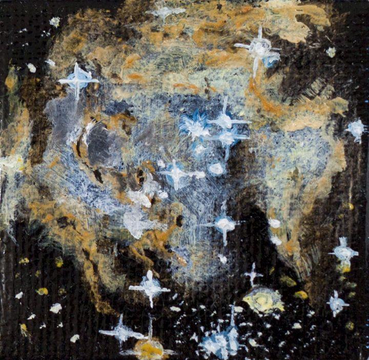 Little Magellansche Cloud - Claudia Luethi alias Abdelghafar