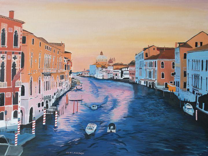 Venice - Claudia Luethi alias Abdelghafar