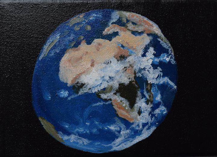 The world - Claudia Luethi alias Abdelghafar