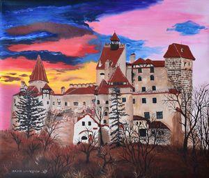 Castle of the earl Dracula