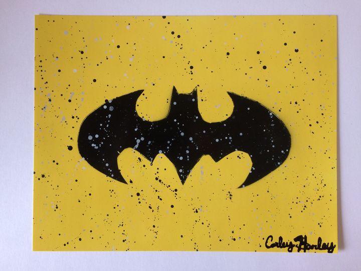 Batman - Carley Harley Art