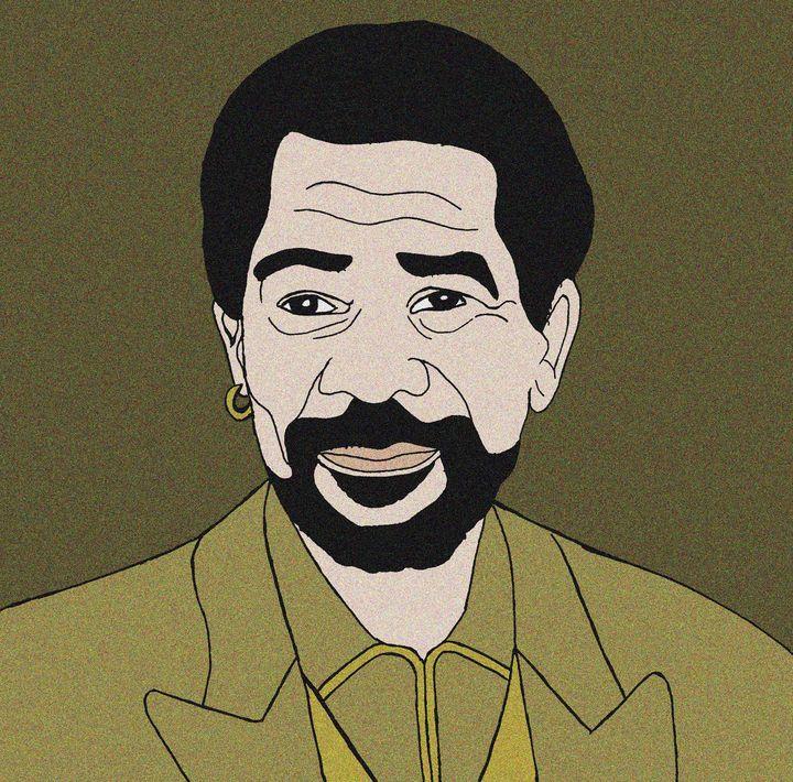 Morgan Freeman - Cal's Art Room