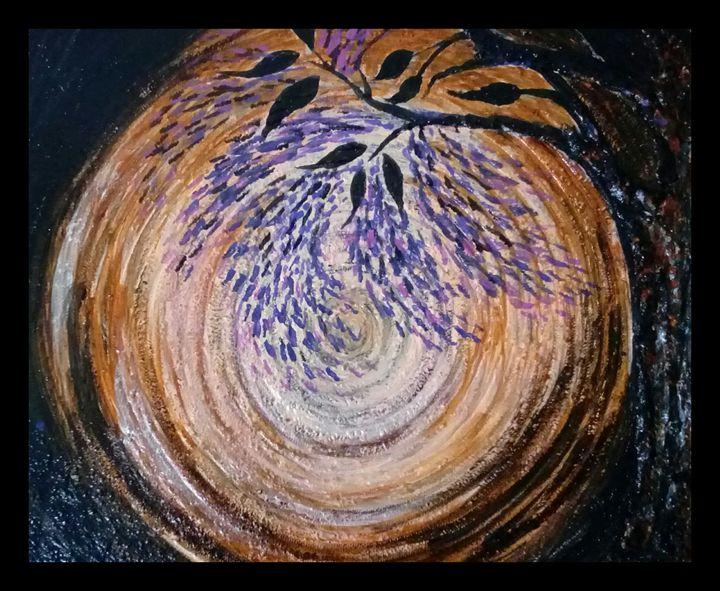 Tree - paintings
