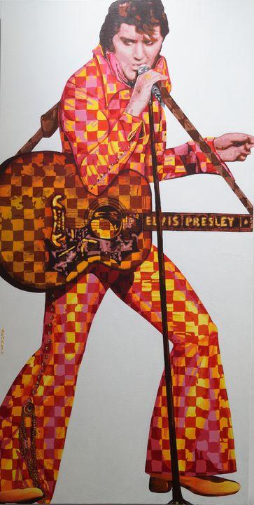 Elvis Presley - Sonaly Gandhi