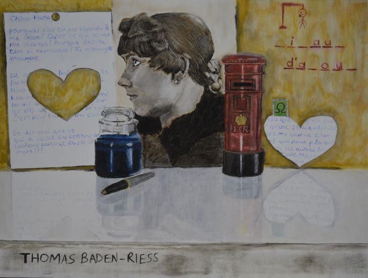 Post Historic - Thomas Baden-Riess