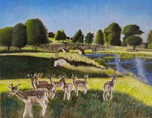 Chatsworth Deer