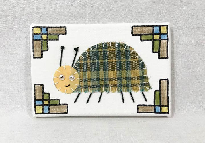 Small Bug #6 - Erin Brie Art