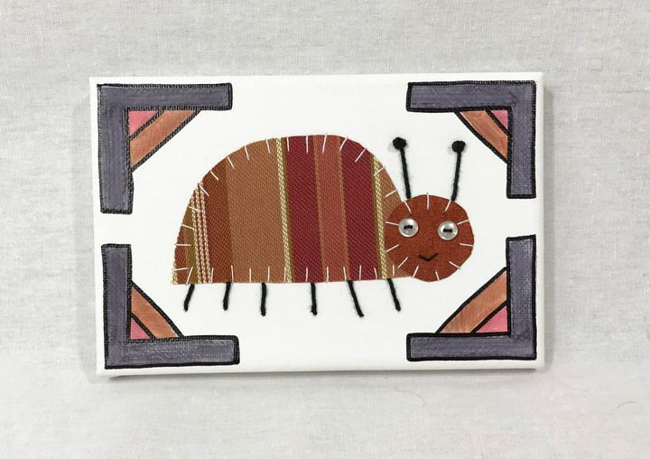 Small Bug #19 - Erin Brie Art