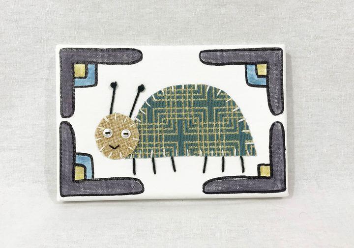 Small Bug #8 - Erin Brie Art
