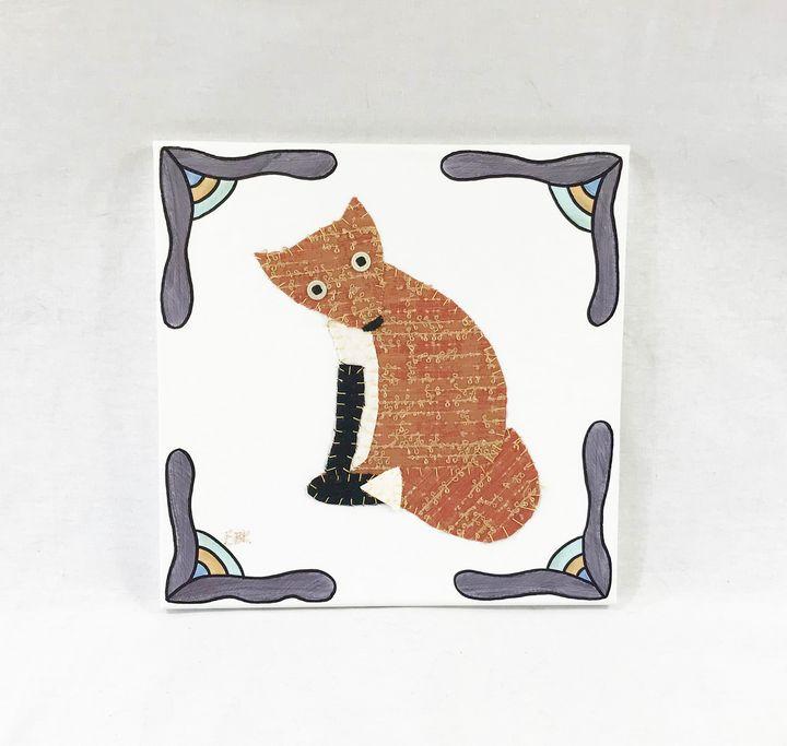 Fox #11 - Erin Brie Art
