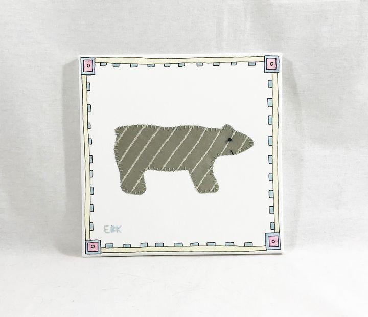 Polar Bear #2 - Erin Brie Art