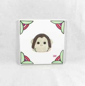 Monkey Head #3