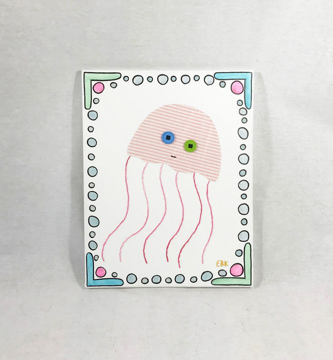 Jelly #1 - Erin Brie Art