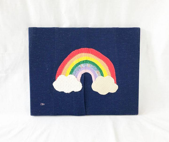 Rainbow #16 - Erin Brie Art