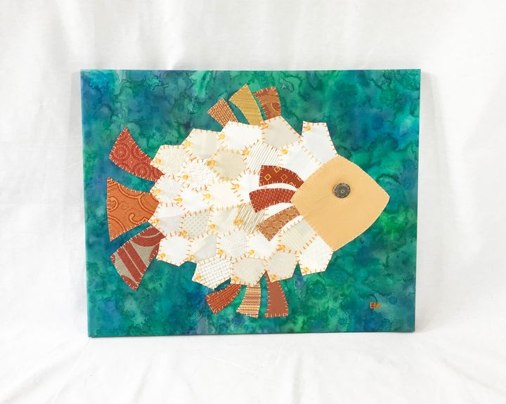 Fish #1 - Erin Brie Art