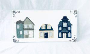 3 Houses #1