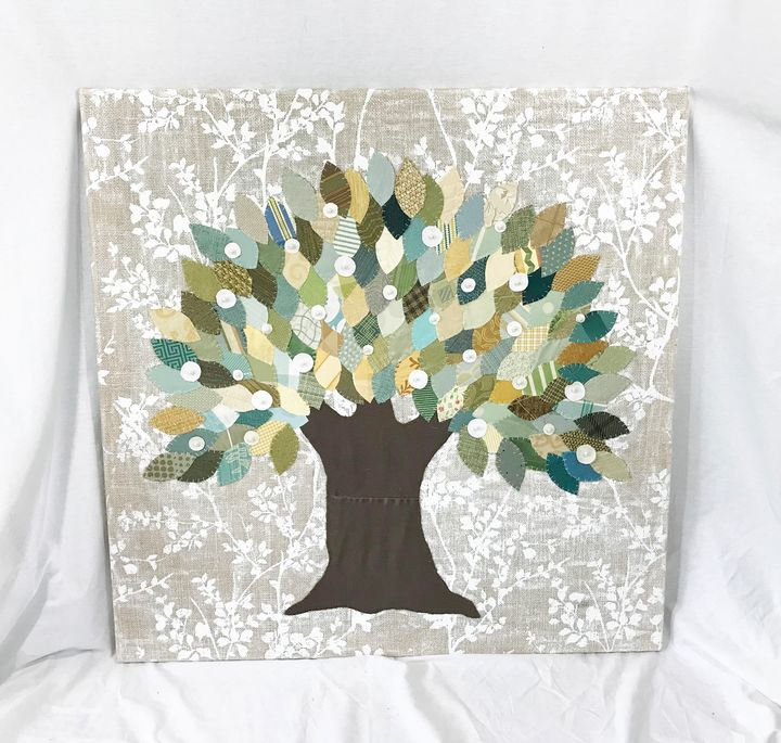 Large Tree #1 - Erin Brie Art