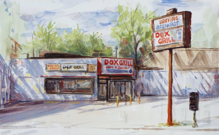 Dox Grill - Miguel Malagon