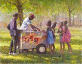 Giclee Print on Canvas12x16