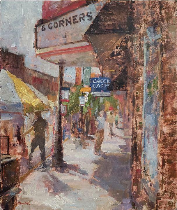 6 Corners - Miguel Malagon