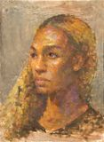 original oil painting