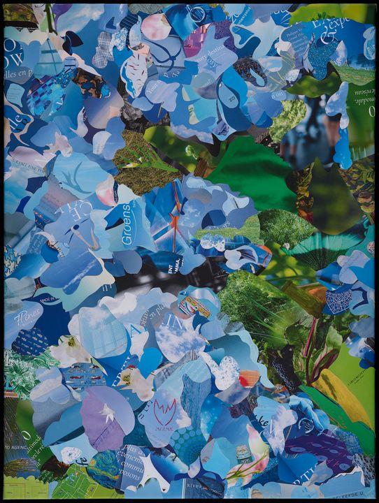 Blue Hortensia - MERMIC