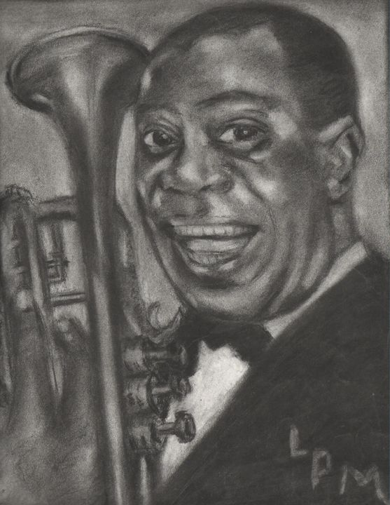 Louis Armstrong - Moten's Gallery of Knowledge