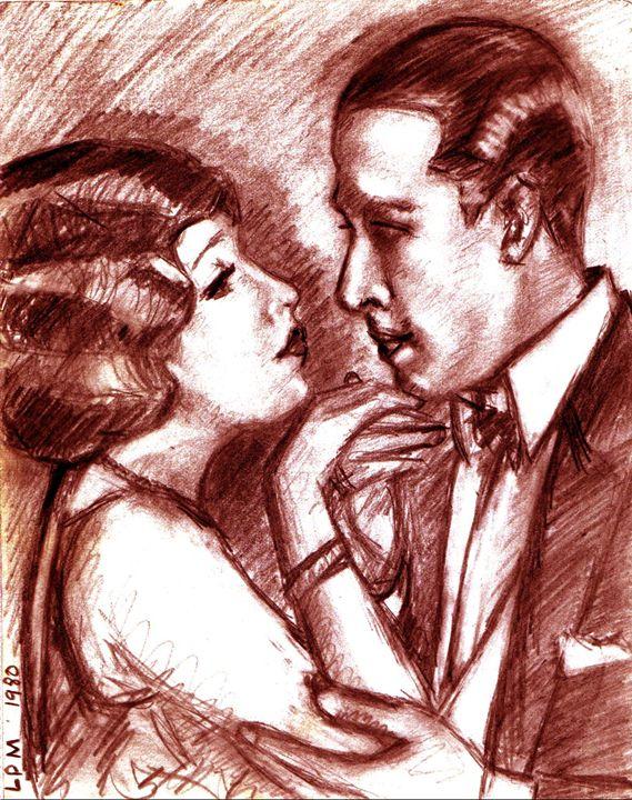 Rudolph Valentino - Moten's Gallery of Knowledge