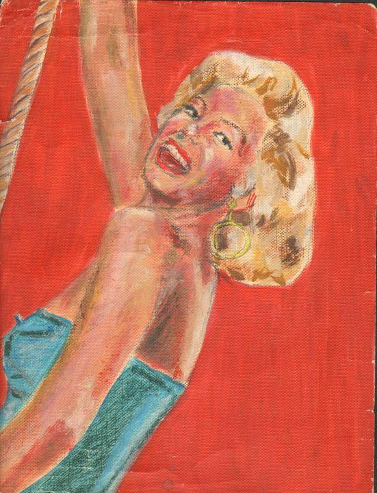 Marilyn Monroe - Moten's Gallery of Knowledge