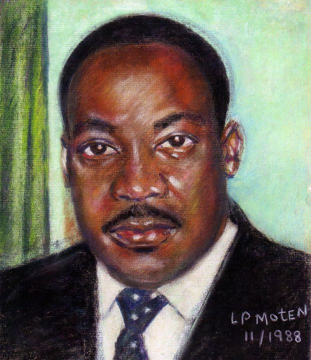 Martin Luther King - Moten's Gallery of Knowledge