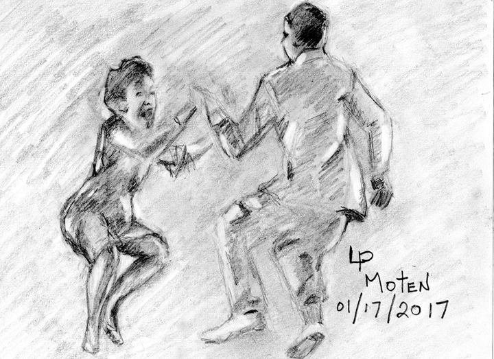 Lindy Hop - Moten's Gallery of Knowledge