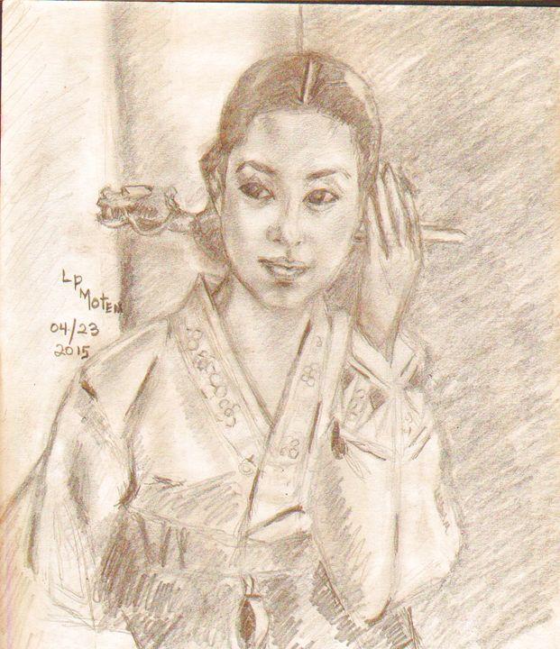 Korean Woman - Moten's Gallery of Knowledge