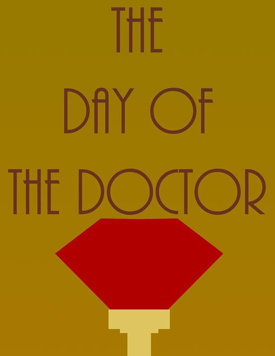 The Day of the Doctor - Inkstainsonmyjacket