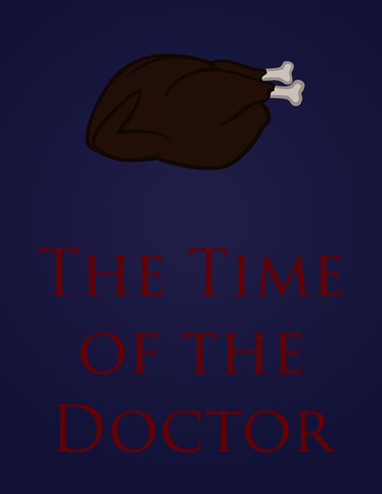 The Time of the Doctor - Inkstainsonmyjacket
