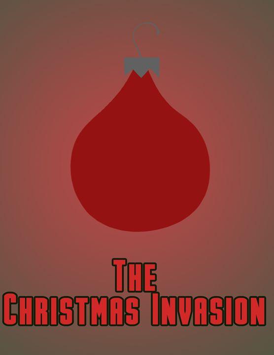 The Christmas Invasion - Inkstainsonmyjacket