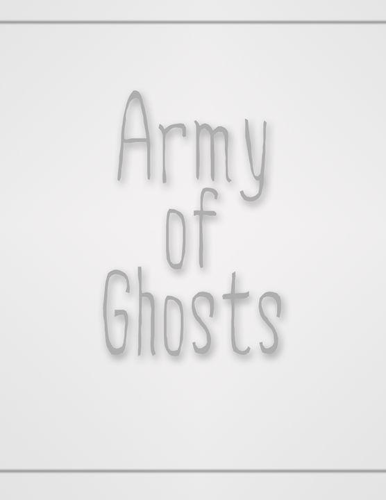 Army of Ghosts - Inkstainsonmyjacket
