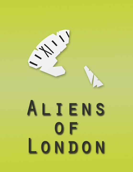 Aliens of London - Inkstainsonmyjacket