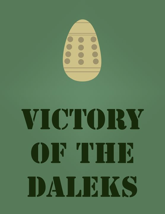 Victory of the Daleks - Inkstainsonmyjacket