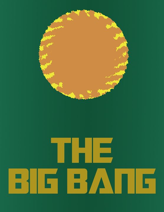 The Big Bang - Inkstainsonmyjacket