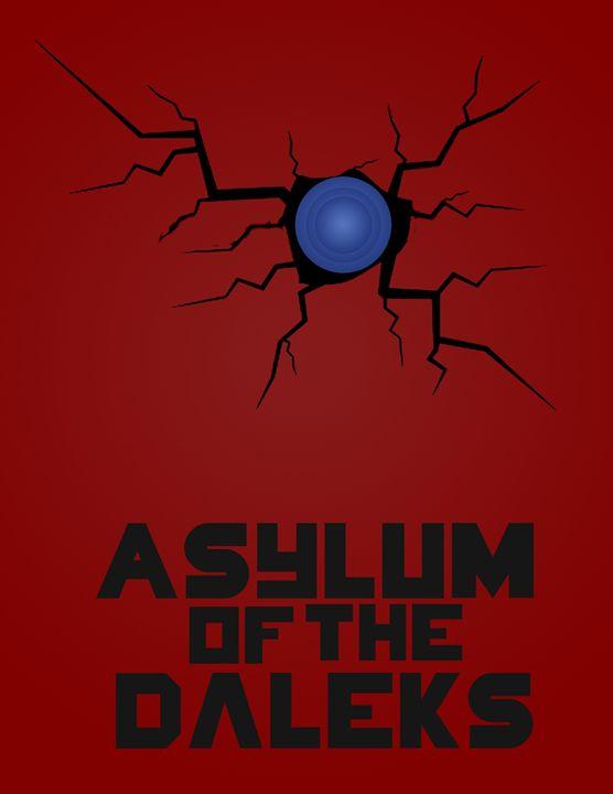 Asylum of the Daleks - Inkstainsonmyjacket