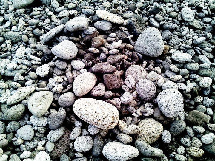 beach rocks - sugiyama kaye