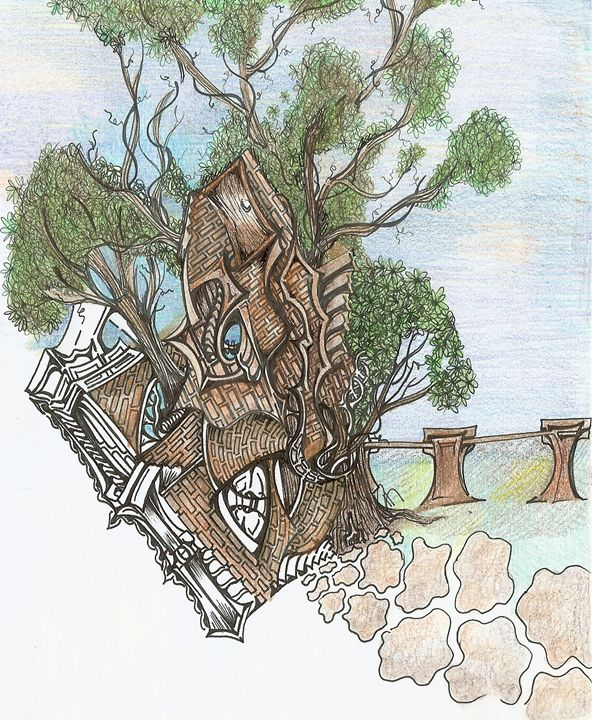 Treehouse - Hollie Robinson